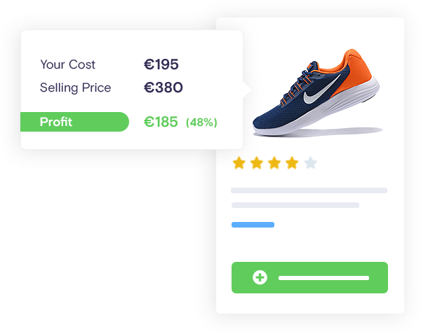Dropshipping Mobile Hero